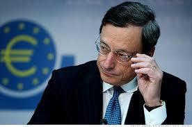 Mario Draghi, presidente del Banco Central Europeo (BCE).
