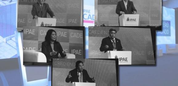 La comunicación detrás del discurso de los candidatos en CADE 2015