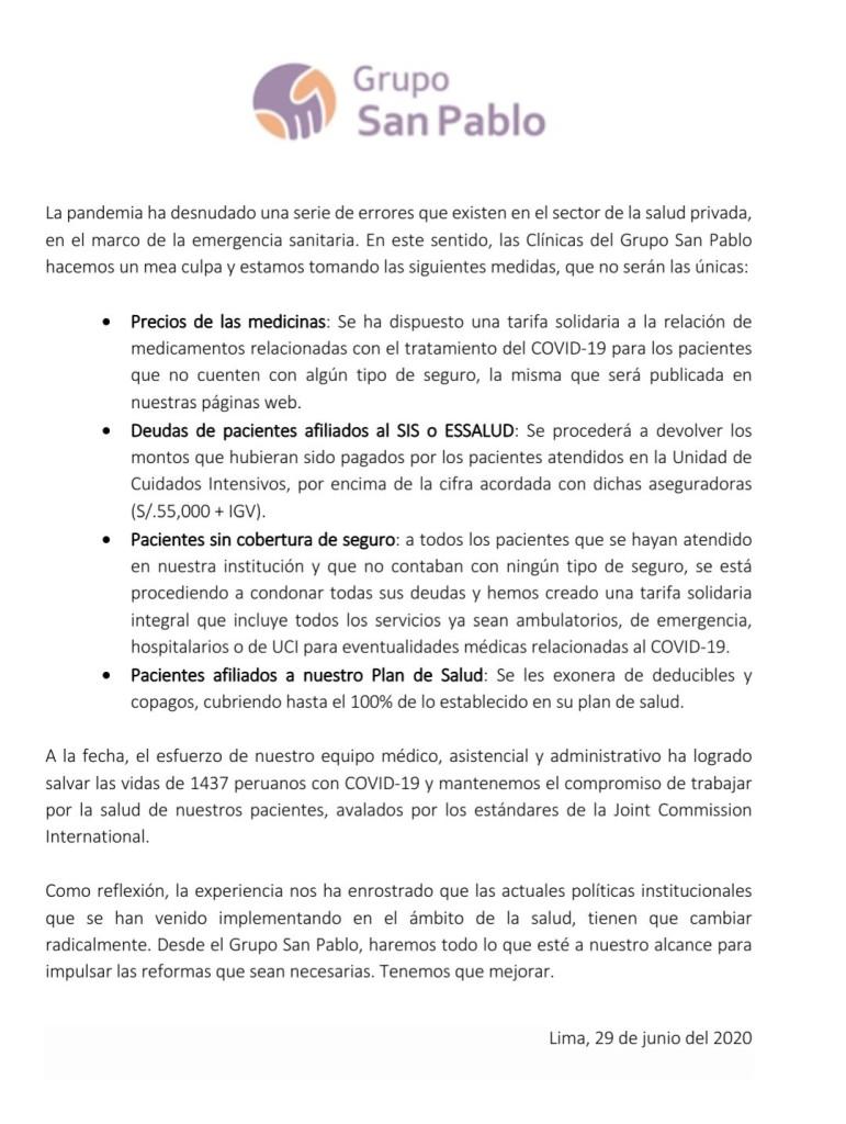 caso-clinica-san-pablo-aprendizajes-sobre-reputacion-marketing-coronavirus-covid19-crisis-omeprazol-comunicado