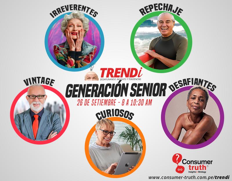 TRENDi Generacion Senior