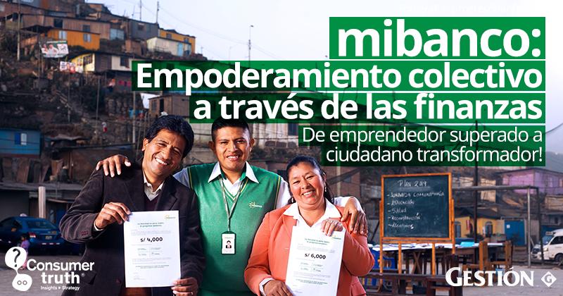 Mibanco El Progreso es para Todos