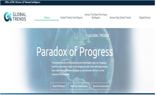 paradox of progress