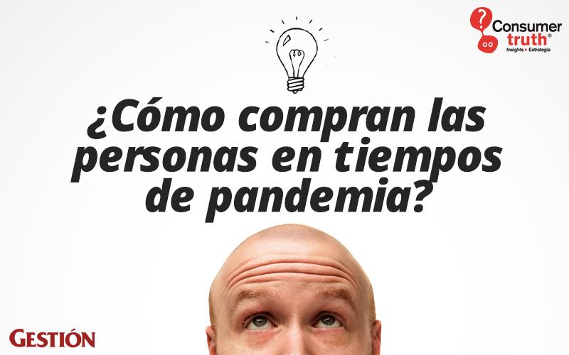 como compran personas tiempos pandemia