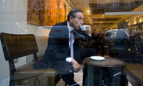 Starbucks celebrates record revenues after David Cameron's 'tax attack'