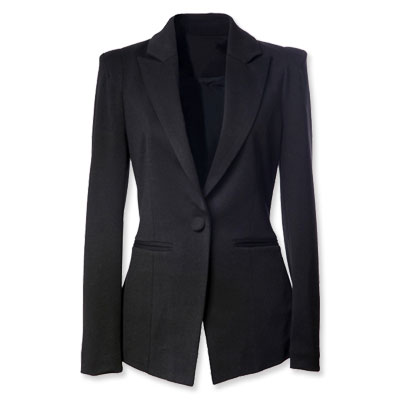 Look polished and professional in a blazer from venchik.ml! A boyfriend blazer from our selection pairs perfectly with skinny jeans and heels.