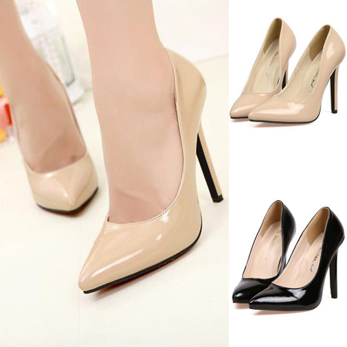 New-2014-Womens-Office-Work-Smart-Red-Carpet-Court-Prom-Classic-Pumps-font-b-Stiletto-b