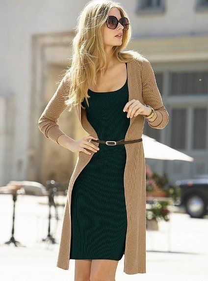 4-cardigan-with-sheath-dress