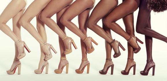 Nude, el zapato perfecto