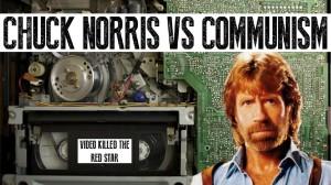 Chuck Norris contra el comunismo