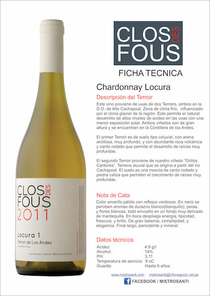 Chardonnay Locura