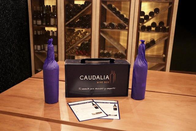 Caudalia Wine Box