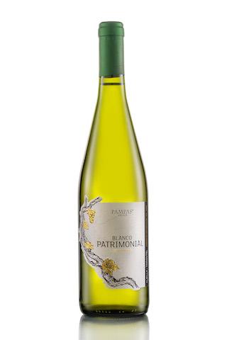 Vino Blanco Peruano