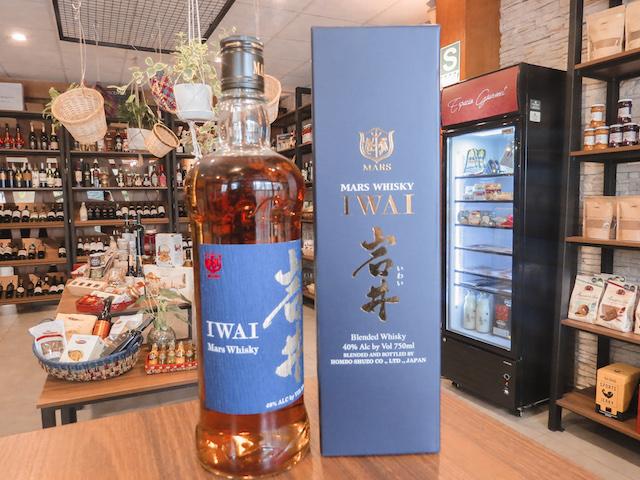 Espacio Gourmet II Iwai-Whisky