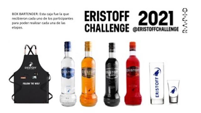 Eristoff Challenge 2021