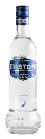 Eristoff vodka I