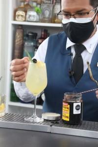 Axel Romero Bartender Hotel B