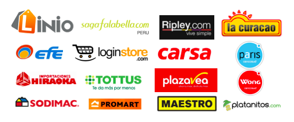 retail online peru