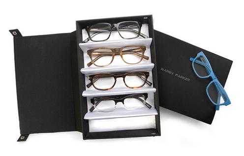 Innovacion en retail - Warby Parker