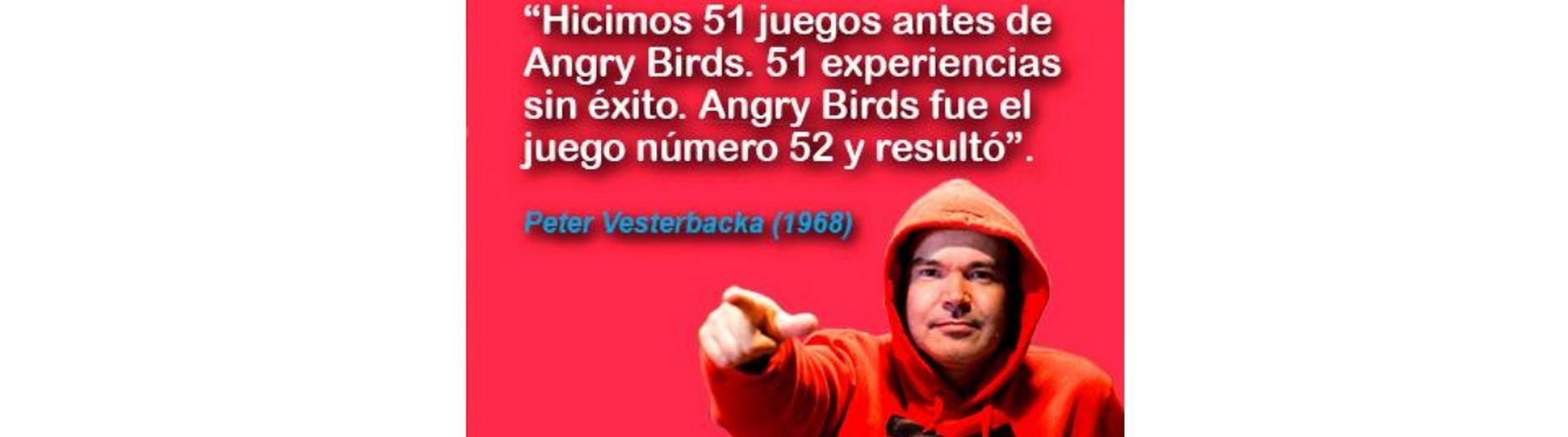 Angry Birds Rovio Innovación
