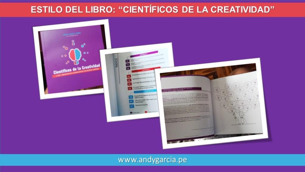 libro científicos de la creatividad
