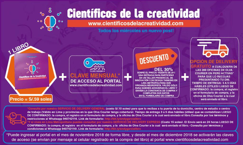 científicos de la creatividad