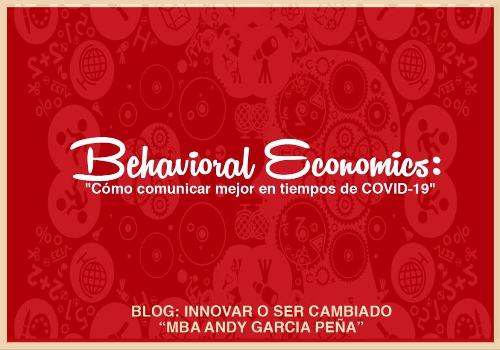 economía del comportamiento covid19
