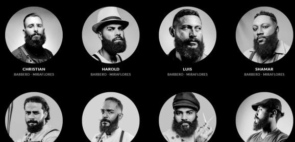 Sienta la experiencia de una barbería de los años 40