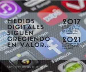 marcas y medios digitales