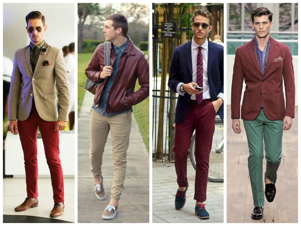 C mo combinar el color guinda o burdeo moda inc blogs - Colores que combinan con el beige ...