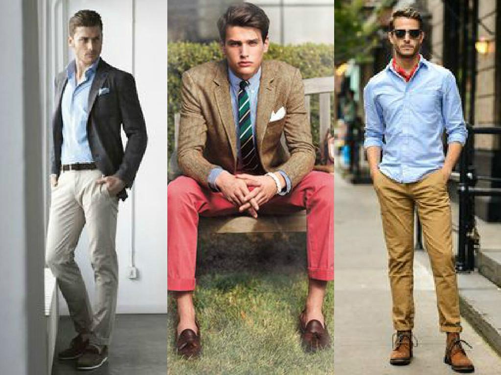 Ideas para combinar la camisa celeste moda inc blogs - Combinar color marron ...