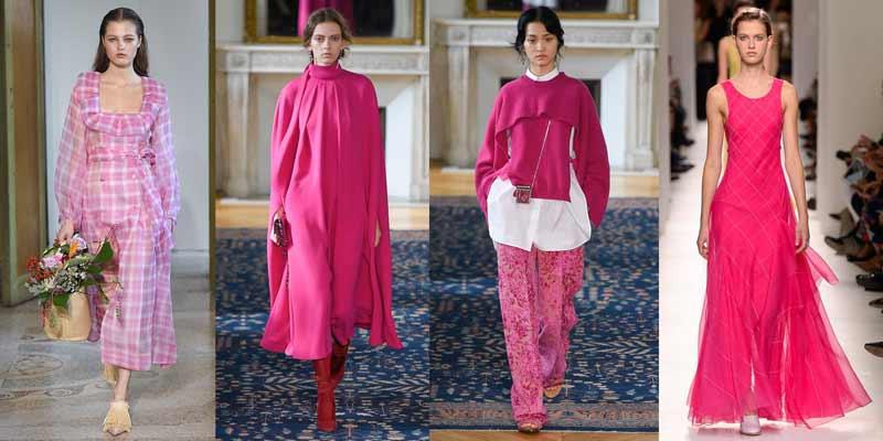 Seis tendencias primavera verano 2018 mujeres moda inc blogs - Colores moda primavera verano 2017 ...