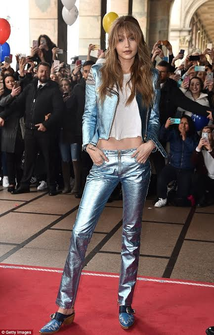 Gigi-hadid-Tommy-x-gigi-spring-2017-launch-tommy-gigi-metallic-moto-jacket