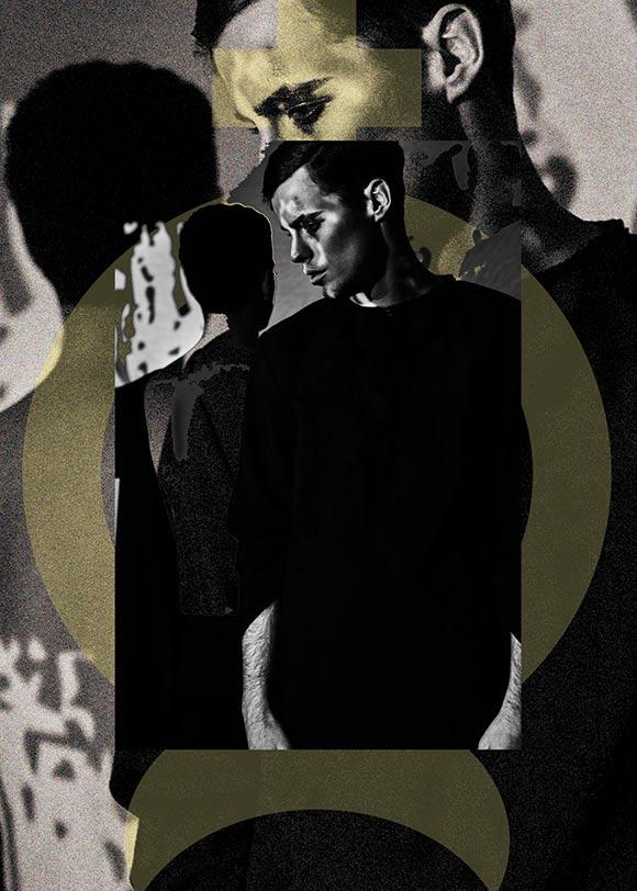 01 MERCURIO - Luis Carlos Leiva - Collage