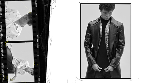 2.- Jahir Vasquez - Luis Carlos Leiva - Yirko Sivirich - Styling - moda peru