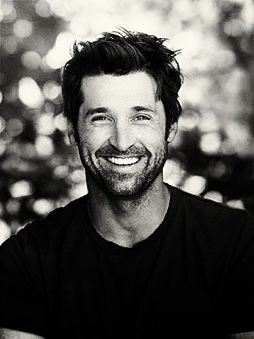 09 Sep 2007 --- Patrick Dempsey --- Image by © James White/Corbis Outline