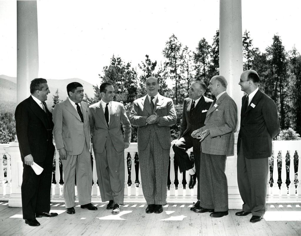 Delegación de Brazil en la Conferencia de Bretton Woods