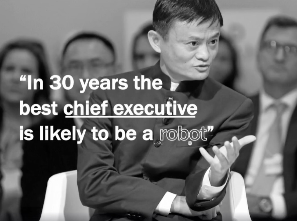 Jack Ma y la inteligencia artificial