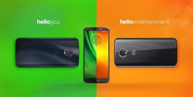 Desde Brasil en el lanzamiento del Moto G6 y G6 Plus! (y Moto G6 Play)