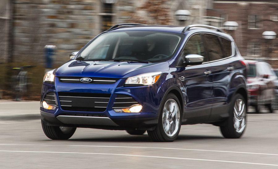 Ford Escape, un auto sumamente tecnológico!