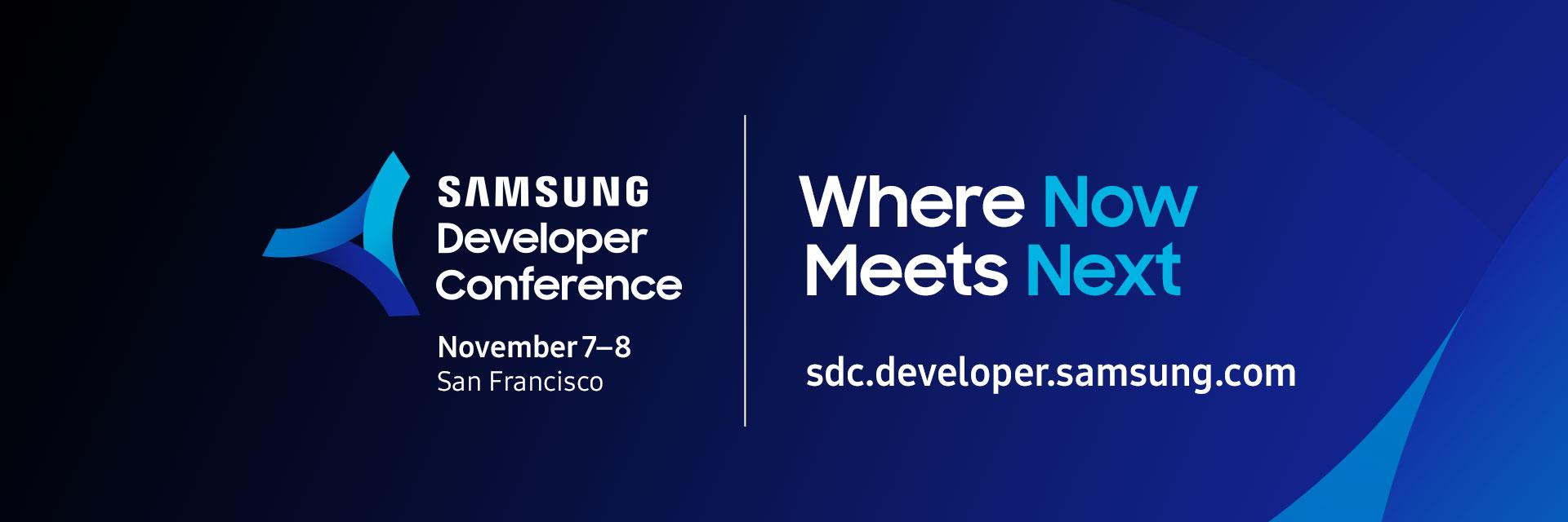 Desde el #SDC18 de Samsung en San Francisco, parte 1: Pre-Show