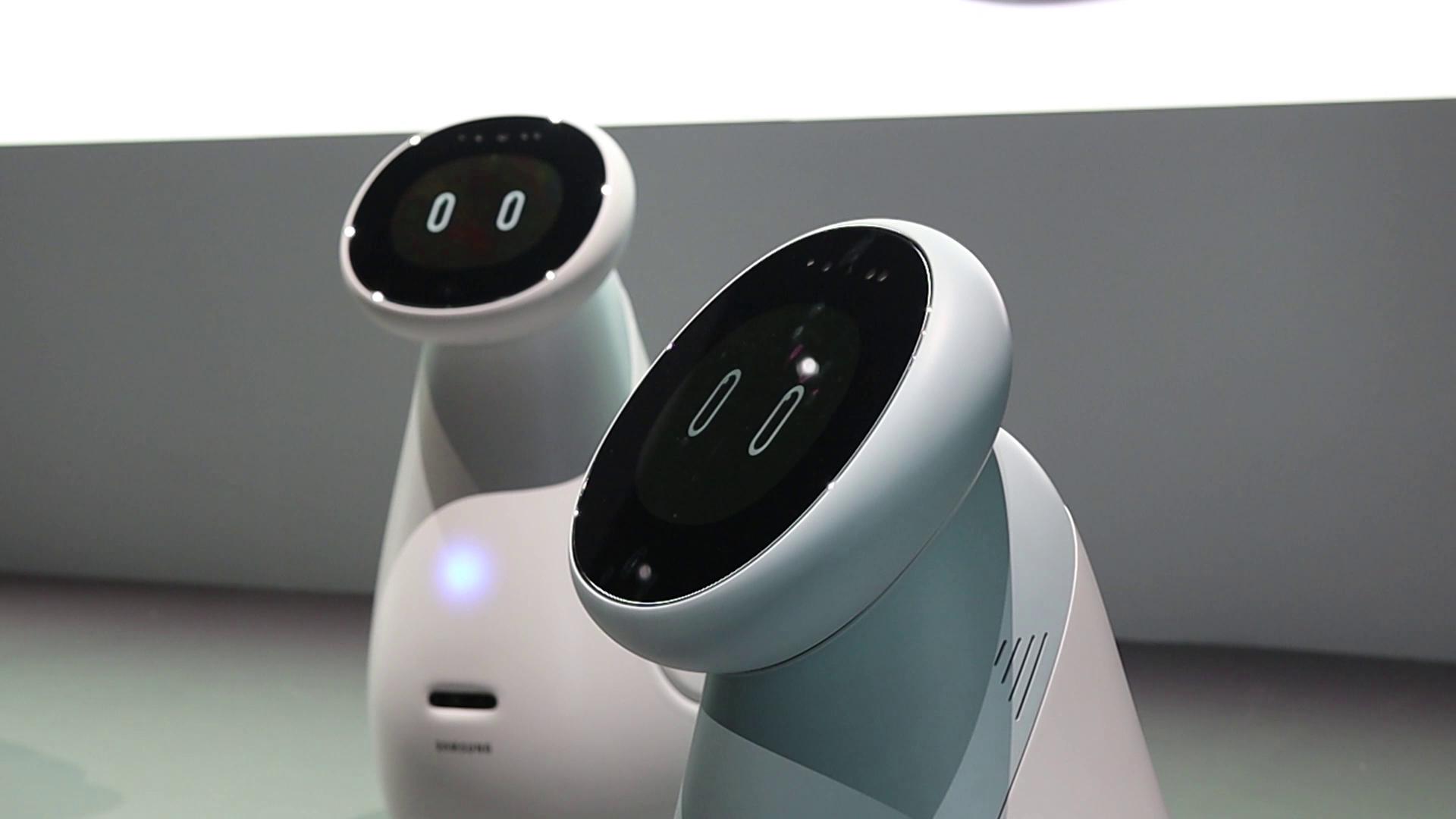Los Robots del CES 2019
