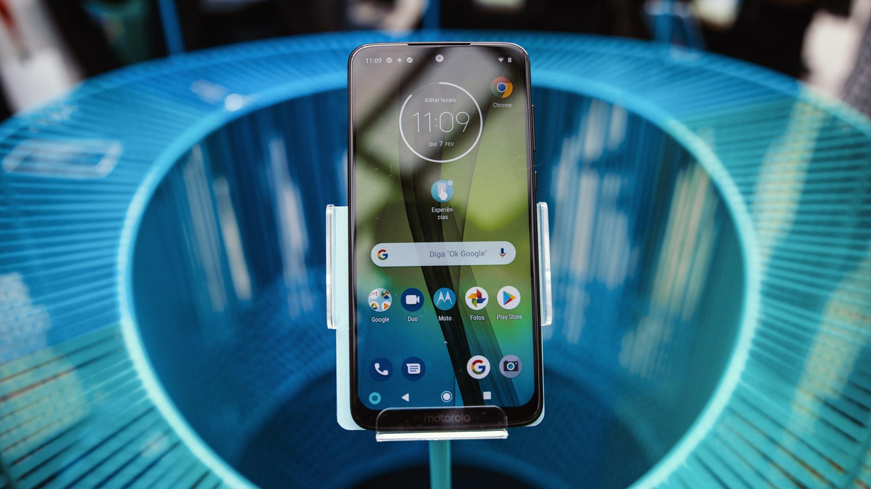 Con el Moto G7, Motorola Expande su Gama Media a Nuevos Territorios