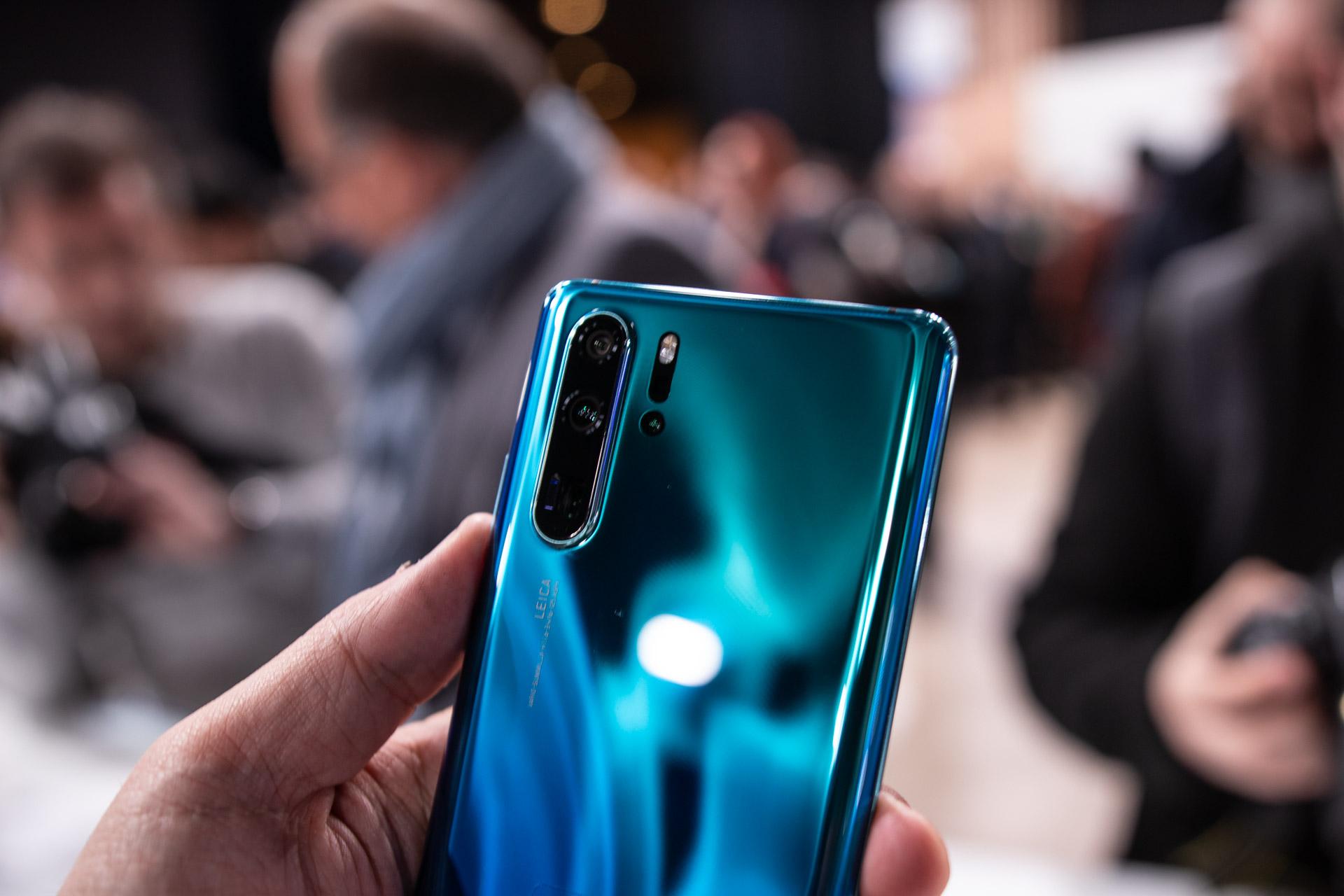 Huawei P30 Pro: Análisis Preliminar