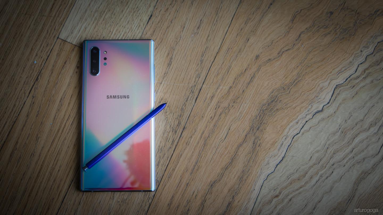 Samsung Galaxy Note 10 Análisis, desde Nueva York!