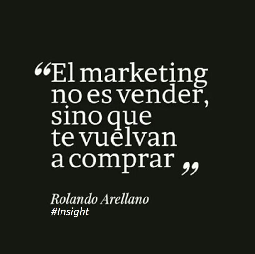 Rolando Arellano Insight