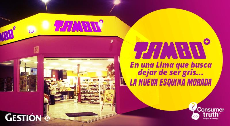 TAMBO: En una Lima que busca dejar de ser gris, la nueva ESQUINA MORADA