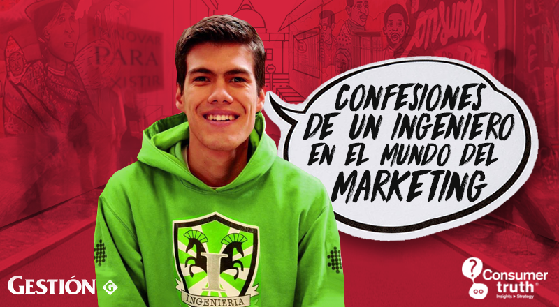 Confesiones de un ingeniero en el mundo del marketing