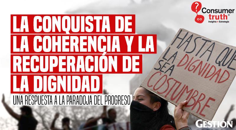 La Conquista de la Coherencia y la Recuperación de la Dignidad: Una Respuesta a la Paradoja del Progreso