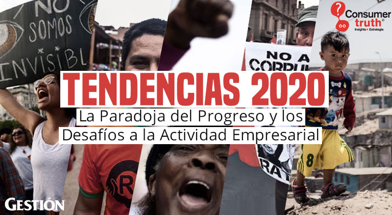 Tendencias 2020: La Paradoja del Progreso y los Desafíos a la Actividad Empresarial