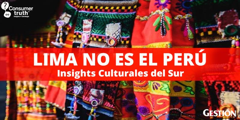 Lima No es el Perú: Insights Culturales de la Región Sur